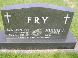 A. Kenneth Fry