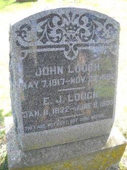 Eliza Jane <I>Norris</I> Lough