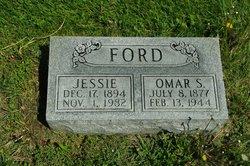 Jessie <I>Carver</I> Ford