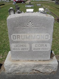 Cora <I>Rolls</I> Drummond