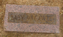 Infant McCawley