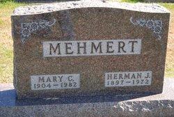 "Mary Clara ""Mae"" <I>Harmeyer</I> Mehmert"