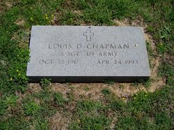 Louis D Chapman