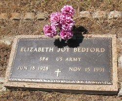 """Elizabeth Joy """"Betty"""" <I>Cline</I> Bedford"""