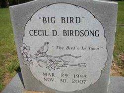 Cecil D Birdsong