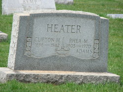 Clifton H. Heater