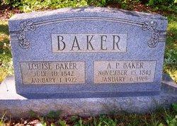 Louise <I>Calhoun</I> Baker