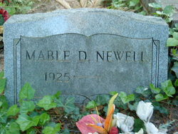 Mable D Newell