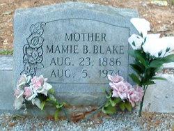 Mamie B Blake