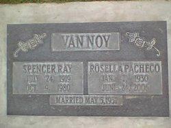 Spencer Ray Van Noy