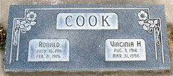 Ronald Cook, Sr