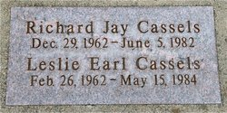 Leslie Earl Cassells