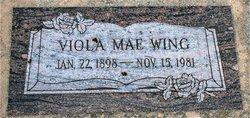 Viola Smith Wing
