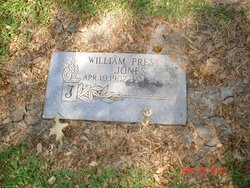 William Preston Jones