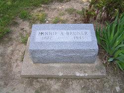 Minnie A Bruner