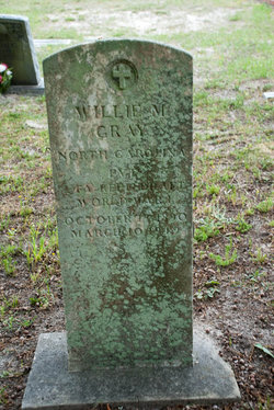 Pvt William M Gray
