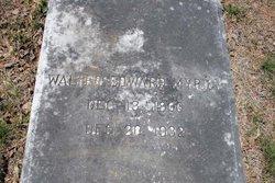 Walter Edward Myrick