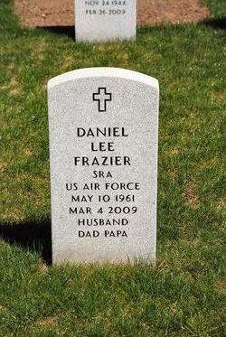 Daniel Lee Frazier