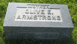 Olive <I>Nowell</I> Armstrong