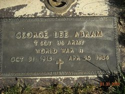 George Lee Abram
