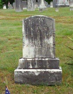 "Harriet Mary ""Hattie"" <I>Lewin</I> Bartholomew"