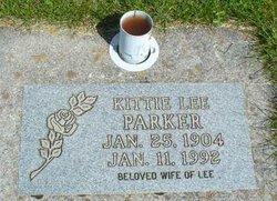 Kittie Lee Parker