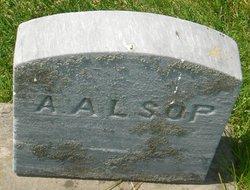 A Alsop