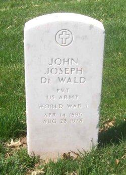 John Joseph Dewald