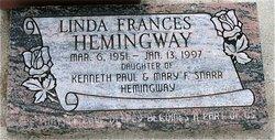 Linda Frances Hemingway