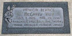 Patricia Mcgarry Ma Huff