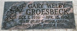 Gary Welby Groesbeck