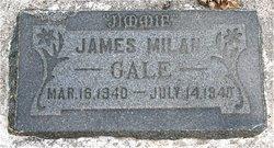 "James Milen ""Jimmie"" Gale"