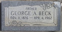 George Andrew Beck