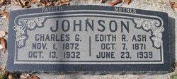 Edith Richards <I>Ash</I> Johnson