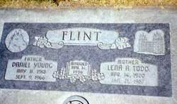 Lena Alice <I>Todd</I> Flint