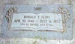 Ronald Young Flint
