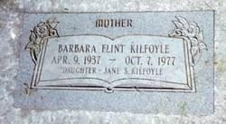 Barbara Rosella <I>Flint</I> Kilfoyle