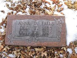 Anna Dolly <I>Carr</I> Falls