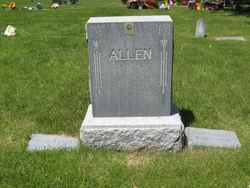 Elizabeth Heaver <I>Clarke</I> Allen