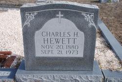 Charles Henry Hewett