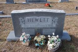 John Tilmon Hewett