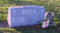 """Paul V """"Peck"""" Gast"""
