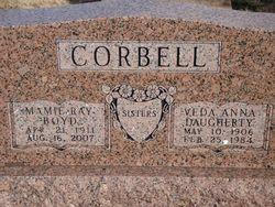 Mamie Ray <I>Corbell</I> Boyd