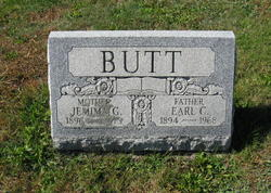 Earl Charles Butt