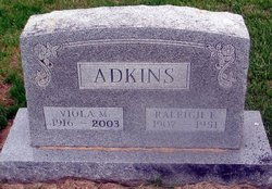 Raleigh Francis Adkins