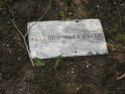 Roxanna <I>Ward</I> Foote