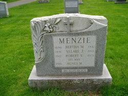 "Robert Velare ""Bob"" Menzie"