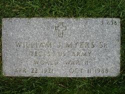 William Jesse Myers, Sr