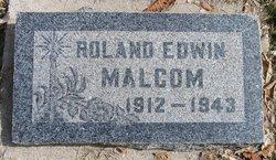 Roland Edwin Malcom