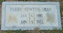 Perry Newton Shaw